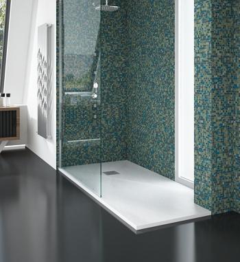 Soluciones de dise o productos - Plato de ducha plano ...
