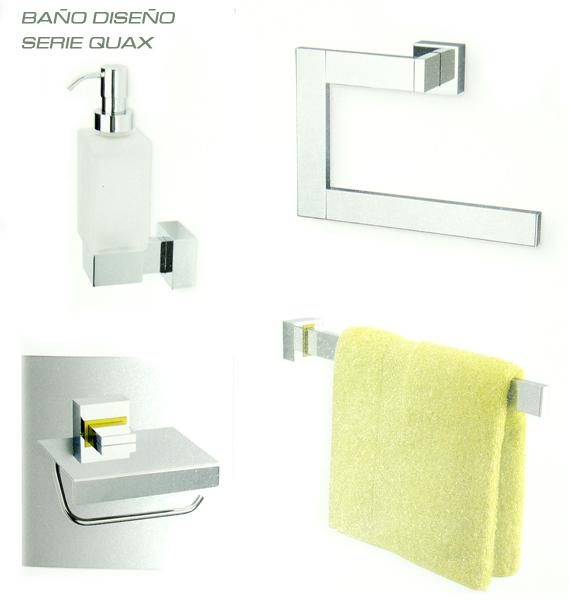 Accesorios Baño Quax:Soluciones de Diseño » Productos